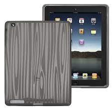 Custodia in silicone per iPad2 Trust col.trasparente