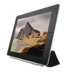 Custodia rigida per iPad2 Smart Stand Trust