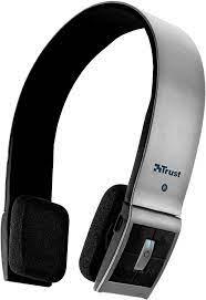 Cuffia + microfono Bluetooth Design Headset Trust