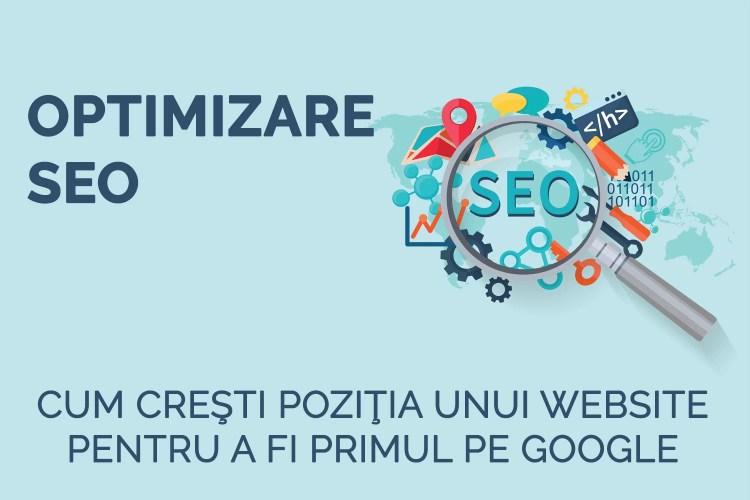 Optimizare Seo Google – Agentie Optimizare SEO Timisoara – Servicii Optimizare website – seo site web – web marketing