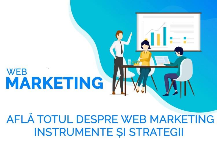 web marketing – marketing digital – markeging online – afla totul despre instrumente si strategii de marketing – agentie marketing timisoara – Inkon Marketing Agency