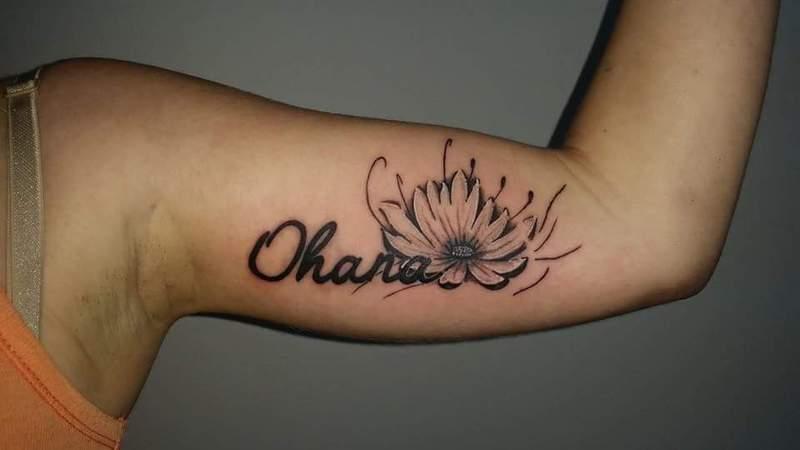 Ohana Flower