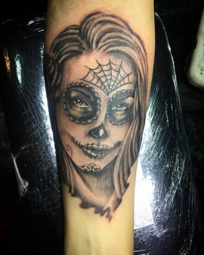 Catrina Tatuajes