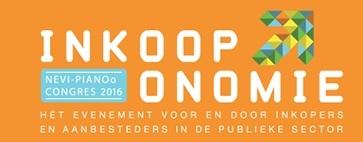 PIANOo-congres 2016: Inkooponomie of de kunst van het inkopen