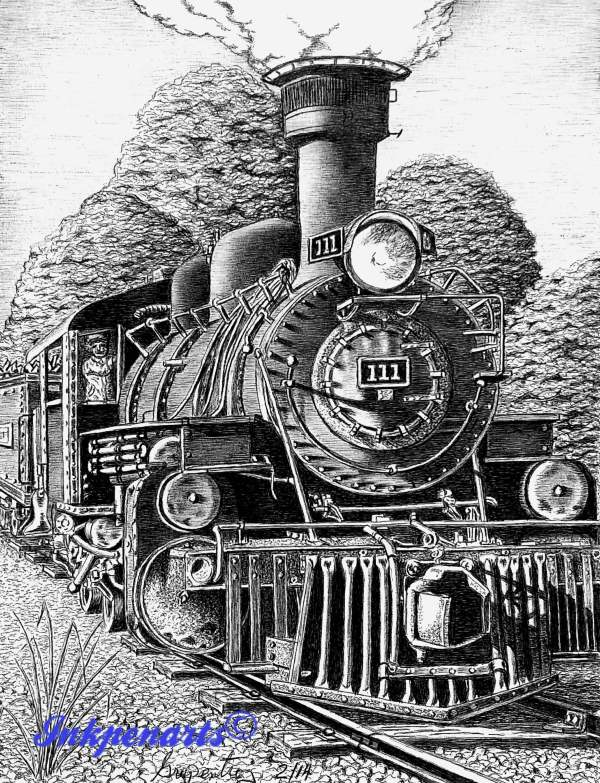 Extraordinary Pen And Ink Art
