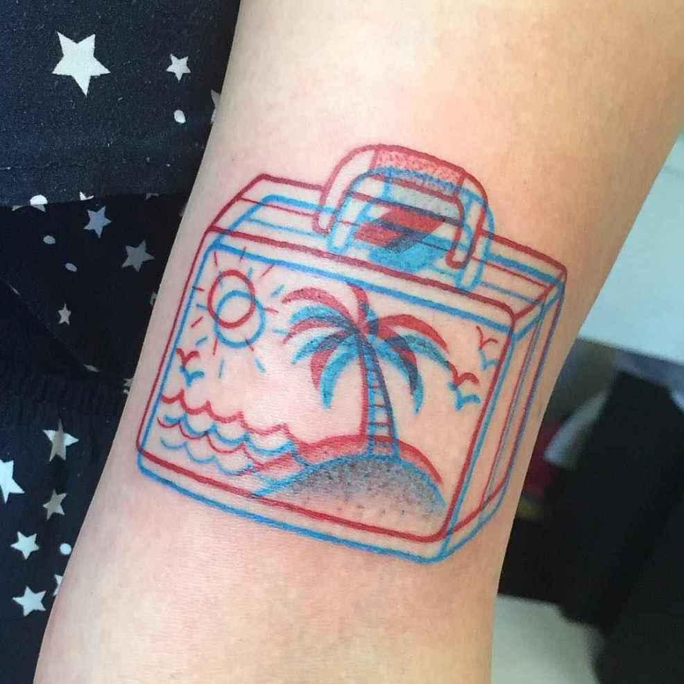 3d татуировки Winston Whale Inkppl Tattoo Magazine