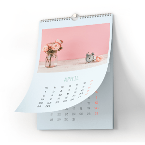 Wire-O Wall Calendars