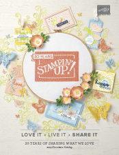 2019 Stampin' Up! Occasions Catalog Cover