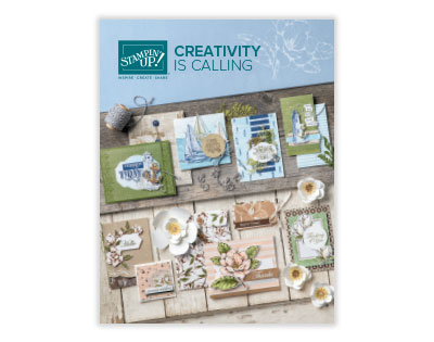2019-2020 Stampin' Up! Catalog. Click to Download