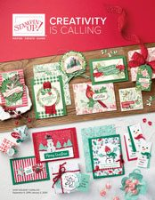 Click to Download the 2019 Stampin' Up! Holiday Catalog