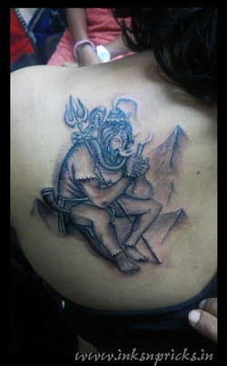 Wrist Tattoos For Men Shiva