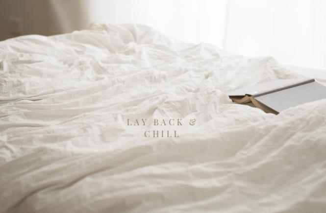 Lay Back and Chill poem by kaaya faye