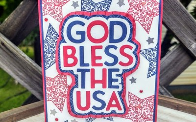 Red, White and Blue Blog Hop!