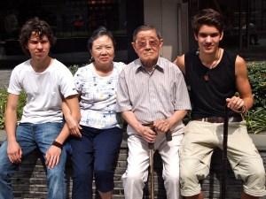Shanghai family