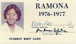 Ramona alumna