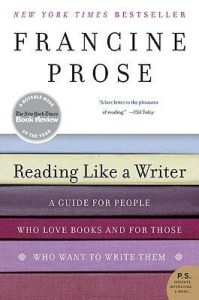 cover Reading Like a Writer