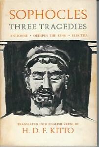 Sophocles tragic plays