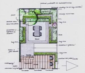 Manon's garden design