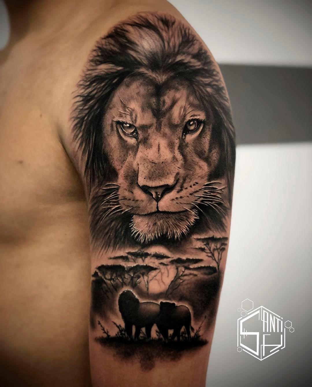 Tatuajes Realistas De Santi H En Ink Sweet Tattoo Madrid