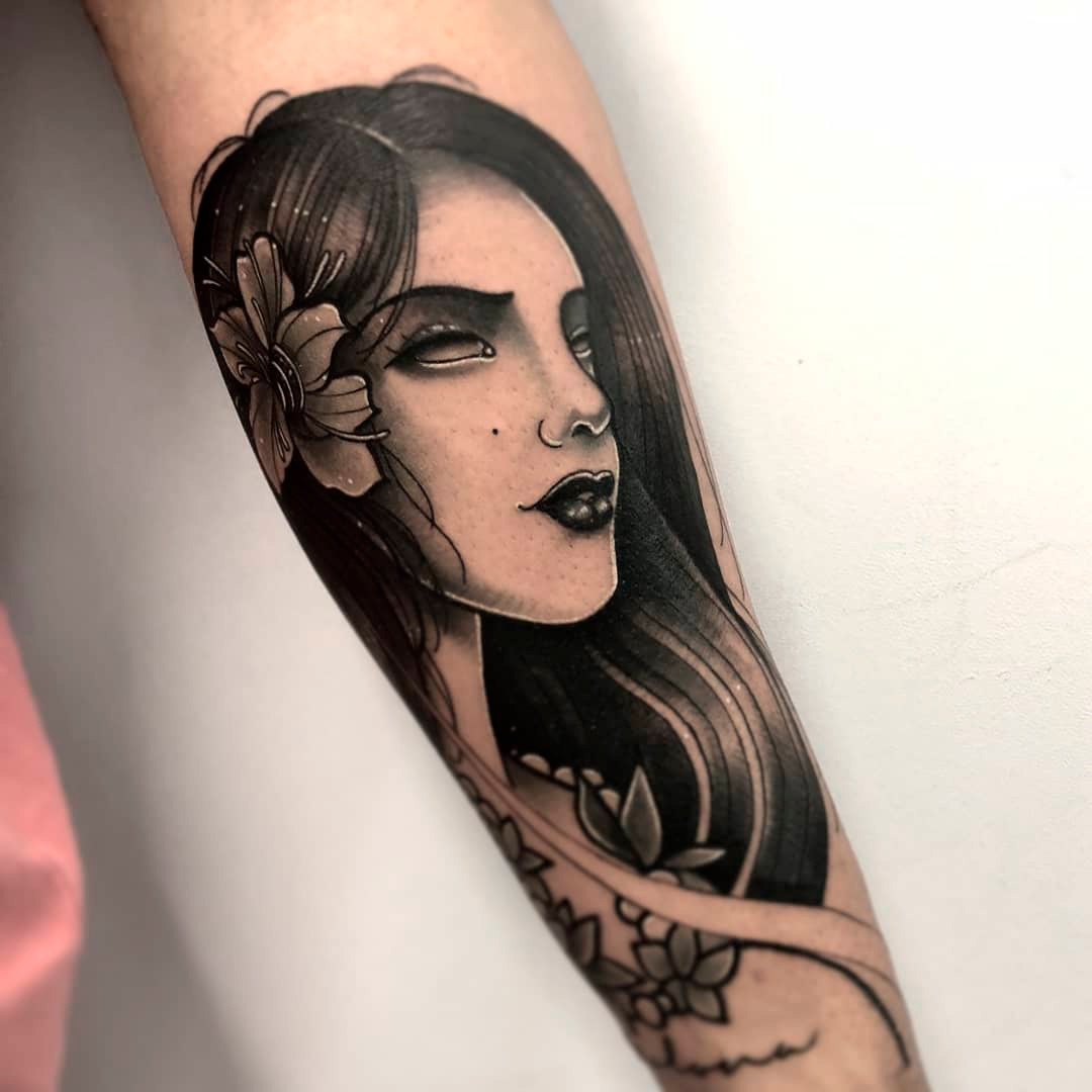Ink Sweet Tattoo Estudio De Tatuajes Veganos En La Latina Madrid