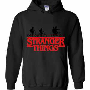 Stranger Things Hoodies