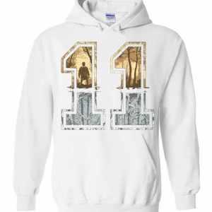 Stranger Things 11 Logo Hoodies
