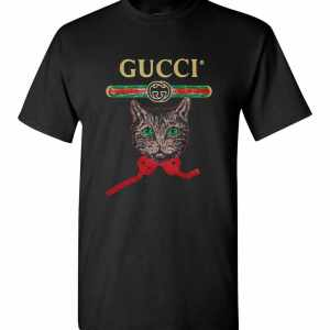Gucci With Mystic Cat Men's T-Shirt