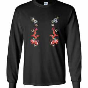 Gucci With Embroidery Long Sleeve T-Shirt
