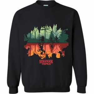 New Stranger Things Sweatshirt