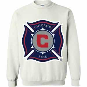 Trending Chicago Fire Ugly Sweatshirt