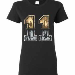 Stranger Things 11 Logo Women's T-Shirt
