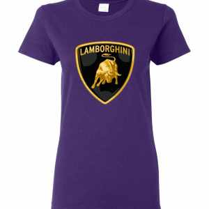 Lamborghini Women's T Shirt Amazon Best Seller
