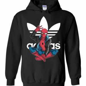 Spiderman Adidas Marvel Hoodies