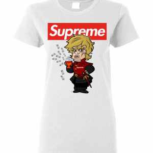 Supreme Tyrion Game of Thrones Women's T-Shirt