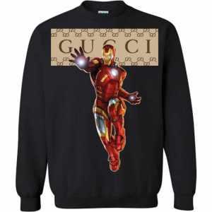 Gucci Iron man Sweatshirt