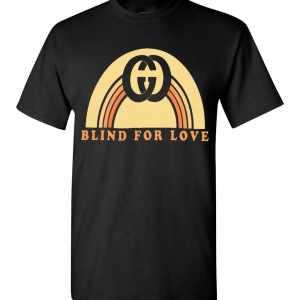 Gucci Rainbow Bind For Love Men's T-Shirt