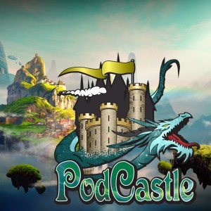 PodCastle Logo