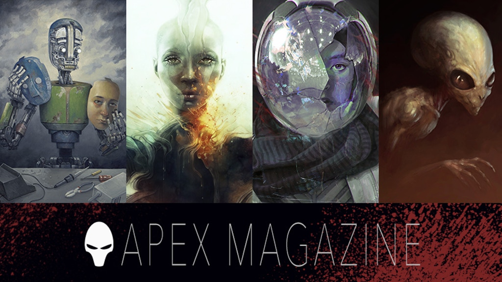 Prospecting for Stories: An INKterview with Five First Readers from Apex Magazine
