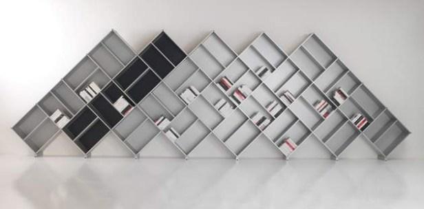 Sensational Modular Bookcase