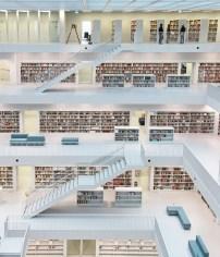 Stuttgart City Library, Germany
