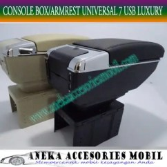 Console Box Grand New Avanza E 2016 Armrest Arm Rest 7 Usb 7usb Toyota All Veloz Luxury Corona