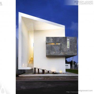 AS Offices by Xavier Abreu - México
