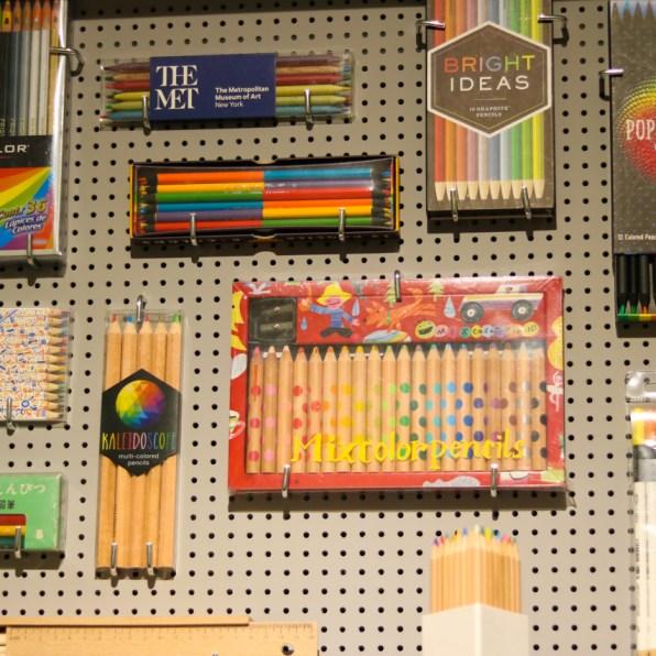 lápices de colores mexicanos