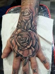 rachel rose hand