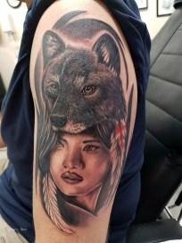 rachel wolf girl