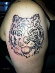 rachels mandala tiger
