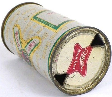 Vintage_Miller_High_Life_1956_Flat_Top_Beer_Can