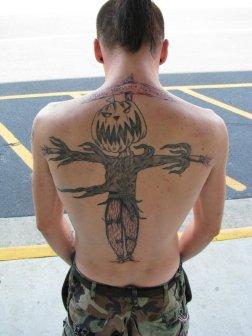 Scarecrow_Tattoo_by_madtattooz