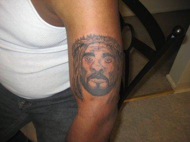 black_jesus_with_dreads_tattoo_by_dainkguy