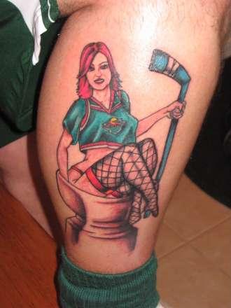 minnesota-wild-tattoo